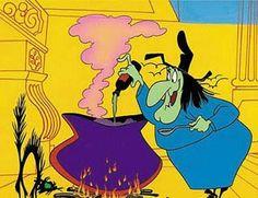 Witch Hazel. When Saturday morning cartoons were worth watching!