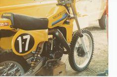 1980 Suzuki RA 125