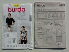 BURDA 7079