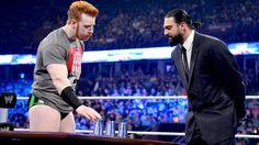 WWE.com: Sheamus takes on Damien Sandow's Thimblerig Challenge: photos #WWE
