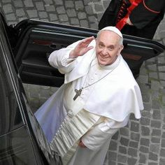 Pope Francis ;-)