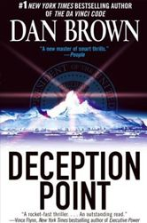 One of Dan Brown's older books and I think it and Digital Fortress are his best ones.