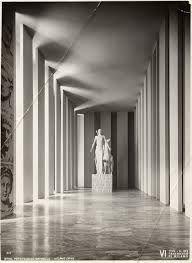 Salone della Vittoria - VI Triennale di Milano - Edoardo Persico
