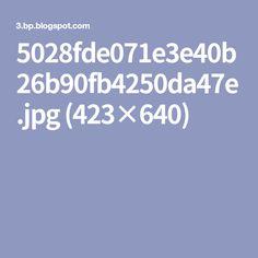 5028fde071e3e40b26b90fb4250da47e.jpg (423×640)