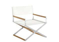 Folding Lounge Chair from The Bright Group, Suite 902 Folding Lounge Chair, Outdoor Folding Chairs, Outdoor Tables, Outdoor Decor, Living Furniture, Furniture Design, Outdoor Furniture, Sun Chair, Chair Fabric