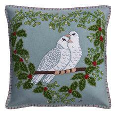 Vogel Kissenbezug Satin Sofa Couch Kissenbezug 12x12 Zoll