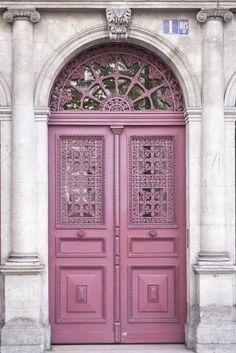 Cool Doors, Unique Doors, Paris Architecture, Architecture Details, Paris Images, Garden Doors, French Home Decor, Paris Photography, Windows And Doors