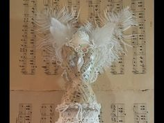 Shabbylishmas2016- 25 days to christmas hop -angel tassel  part1