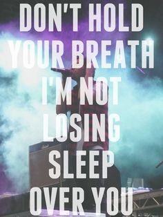 Reckless- You Me At Six