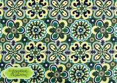 Hot Blossom: Josephine Kimberling's work is also featured in the Exciting World of Pattern Design, which sounds like a giant book of eye candy!