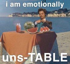#memes #reactionmemes #reactionpics #funny  #memesdaily Response Memes, Harry Styles Memes, 5sos Memes, One Direction Humor, Mr Style, Bubbline, Family Show, Mood Pics, Quality Memes