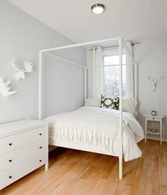 When it comes to bed frames, you can go sleek and minimal or big and bold.