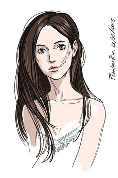 """Sophie(""""the Infernal Devices"""" by Cassandra Clare)I liiike her - she's just so lovely!"""