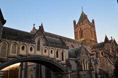 Christ Church - Dublin City Photo by Margot le Fae