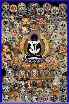 Buddha Energy Field