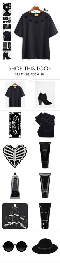 """""""✿ find a girl who is secretly pretty ✿"""" by pastelmalfoy ❤ liked on Polyvore featuring Pimkie, Casetify, Polo Ralph Lauren, Witchery, Grown Alchemist, Topshop, Bobbi Brown Cosmetics, CASSETTE, Moscot and rag & bone"""