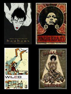 Juxtapoz Poster art prints