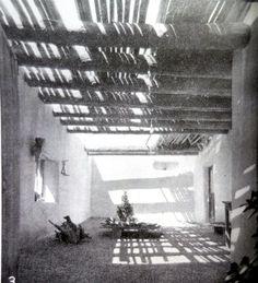 Georgia O'Keefe's house, 1965 | by warymeyers blog