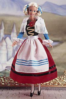 <em>German</em> Barbie® Doll 2nd Edition