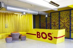 BOS Ice Tea office extension by Haldane Martin, Cape Town – South Africa » Retail Design Blog