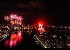 What a way to start 2015  Fireworks on the Harbour #SydneyNYE #HappyNewYear