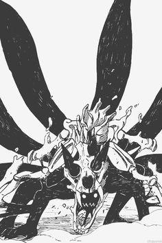 Anime Naruto, Manga Anime, Kurama Naruto, Naruto Shippuden Anime, Naruto Art, Itachi, Boruto, Naruto Shippuden Nine Tails, Anime Ninja