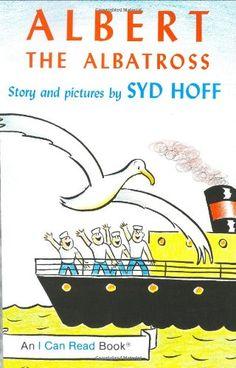 Albert the Albatross (I Can Read Book 1) by Syd Hoff http://www.amazon.com/dp/0060224460/ref=cm_sw_r_pi_dp_hCI7ub1HGZ7VC