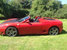 Ferrari 360 Spider Kit car. MR2 52 plate.  Toyota MR2.  REDUCED -SWAP Px poss
