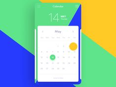 Present an App without an iphone, just the screen on a matching colourful background ;) Very eye-catching