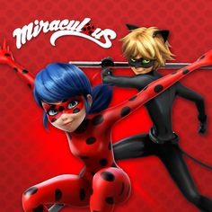 miraculous ladybug poster - Google Search