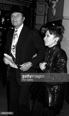 getty images of jack lord | Jack Lord attends the performance of 'Morning at 7' on October 11 ...