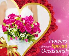 Send Flowers Gift to Pakistan on Valentine's.