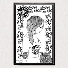Its a beautiful drawing sketch of woman with having traditional indian style. Art digital print is available for 49$ on archival print paper with high quality black ink. Free delivery around the world. If you need jpeg file I am also selling at 19.99 $ with HD quality. Contact me via my email i.e. sachingoel85@yahoo.com