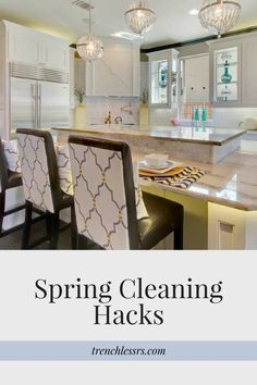 Tacking spring cleaning this weekend with the tips in our blog! #SpringCleaningHacks #SpringCleaning #TRSpecialists