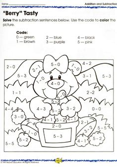The complete book of MATH grades – U. Math Addition, Addition And Subtraction, Preschool Worksheets, Preschool Activities, Kids Study, Basic Math, 1st Grade Math, Free Math, Math Facts