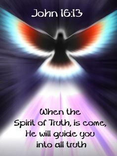 Holy Spirit Promised