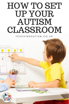 Are you looking for tips, ideas and strategies to setup your autism or special education classroom? From visuals to schedules to behavior management and classroom management - this has it all! Autism Teaching, Autism Parenting, Autism Classroom, New Classroom, Special Education Classroom, Classroom Setting, Classroom Setup, Classroom Organization, Parenting Advice