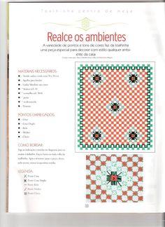 bordado tecido xadrez - margareth mi3 - Picasa Web Albums