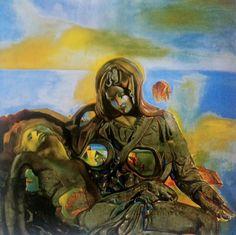 Pieta, Salvador Dalí