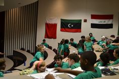 An Arabic Academy classroom at Oberlin College
