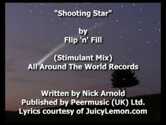 """I love the song """"Shooting Star"""" first released by hardcore group """"Bang!"""" in My channel is dedicated to all the different versions of the song that I ha. Mixing Dj, World Records, Shooting Stars, Fill, Lyrics, Songs, Writing, My Love, Youtube"""