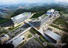 '전주·완주 통합청사' 건물 현상공모작