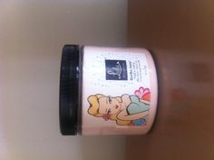 A new product that I made. It's a bath bomb powder with pink himalayan rock salts.