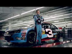 NASCAR on ESPN Nationwide Series Commercial 2013 | Austin Dillon Running the 3