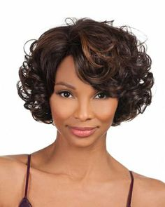 african american curl sets | ... Wig by Vivica Fox - African American Wigs - Best Wig Outlet