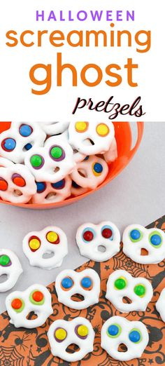 Halloween Party Treats, Halloween Goodies, Halloween Desserts, Holidays Halloween, Halloween Fun, Halloween Recipe, Holiday Snacks, Holiday Fun, Cute Snacks