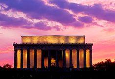 Lincoln-Memorial,-Washington-DC,-USA