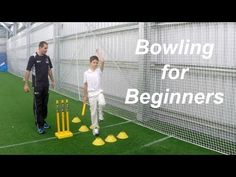 Learn How To Bowl - Cricket Bowling Drills - YouTube
