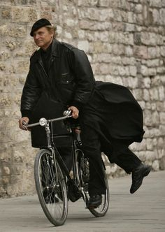 Don Matteo. Love this show!
