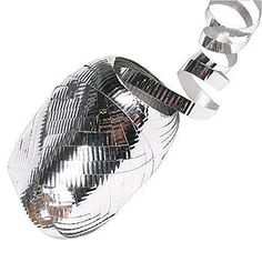The Silver Curling Ribbon is a must have for any party.  The Silver Curling Ribbon can be used to tie balloon bouquets, accent your party table, gifts and more.